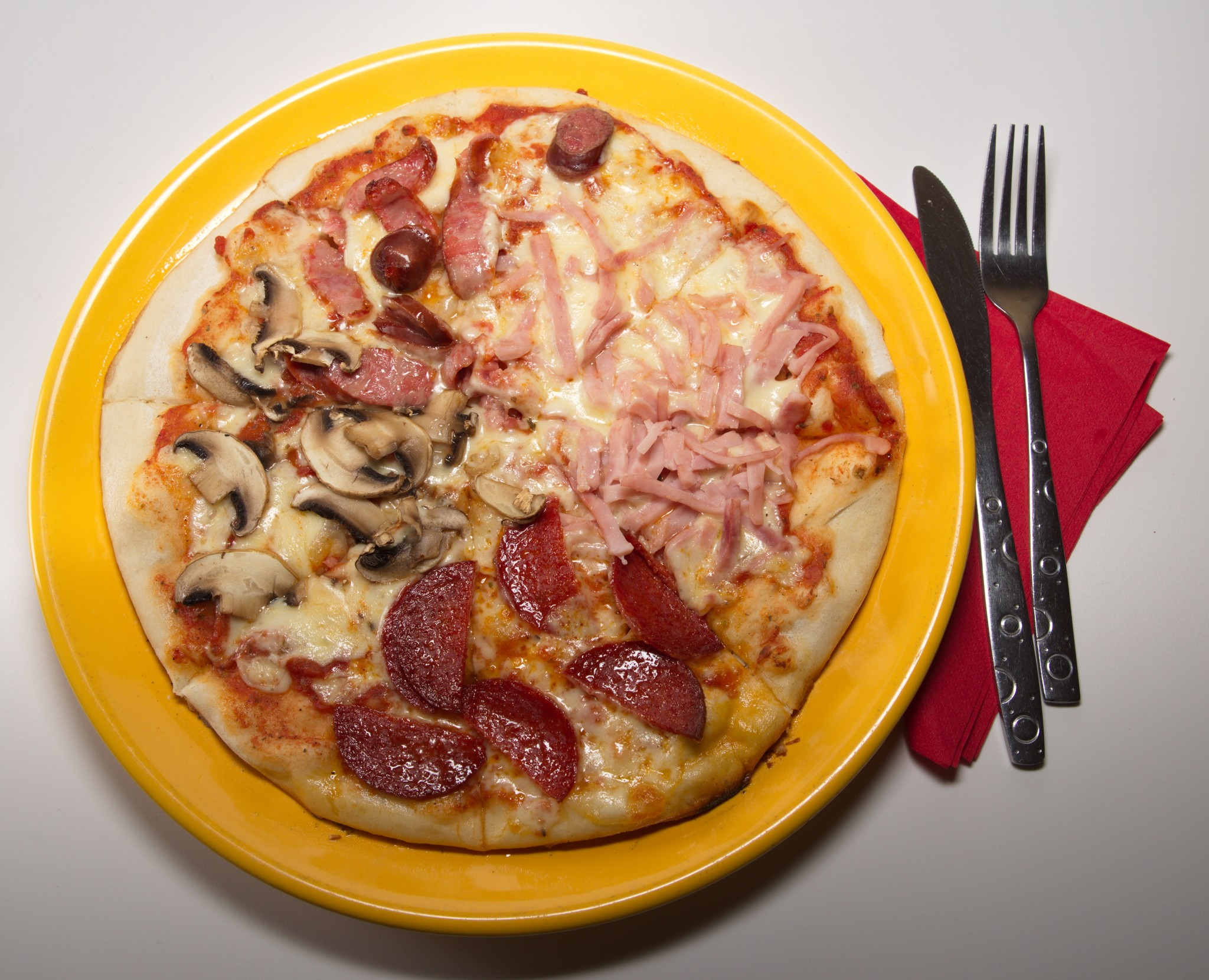 Paste, pizza